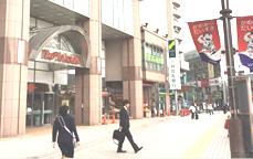 亀有駅南口イトーヨーカドー前